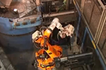 配备库卡机器人的锻造生产线