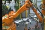 美国南查尔斯顿冲压厂自动化车门生产线