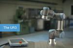全球最灵活的机器人――优傲UR3