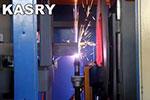 kasry数控等离子火焰切割生产线