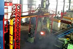 16吨模锻锤锻造铁路桥梁支座