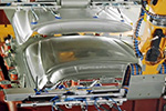 奥迪汽车覆盖件-引擎盖