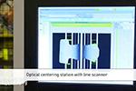 舒勒设备中的线扫描仪