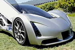 世界上第一辆3D打印的超级跑车
