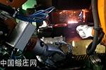 锻压机自动化配备W机器人