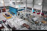 麦格纳1600吨压力机搭建