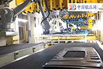 12.5SPM!ABB冲压专用机器人在东风40厂节拍创新高