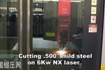三菱激光NX MSC III激光切割机