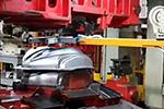 连续冲压生产线|Eurocharm摩托车和汽车零部件供应商