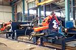 机械臂自动管法兰焊接