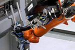 库卡应用于管材弯曲自动化
