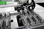 KAMI Maschinen  Headman T55自动化加工传动轴
