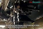 Ace Micromatic Group公司的CNC机床在Kay Jay Forging公司的应用