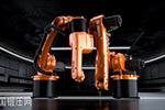 库卡的新机器人KR CYTEC nano
