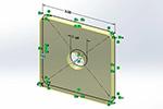 SolidWorks2014气动气缸教程