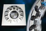 硬质合金立铣刀 HSB HSLB,HLRS4000 模锻加工事例 (直齿圆柱齿轮形状)