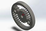 SolidWorks行星齿轮传动设计