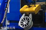轮毂自动化生产