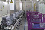 在中国的宝马发动机厂