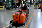 AGV Tuggers自动小货车