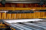 法格铝板自动化剪切线