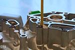 德国汽车工业-梅赛德斯AMG V8发动机总成制造超级汽车发动机