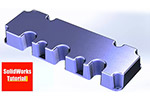 SolidWorks教程-阀盖