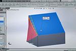SolidWorks表面处理基础-19锥形圆角