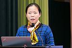 中国锻压协会团体标准委员会成立大会――中国标准化研究院标准化理论与战略研究所博士 朱翔华