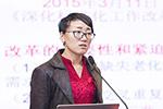 中国锻压协会团体标准委员会成立大会――中国工程机械工业协会标准法规部 宋金云