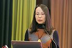 中国锻压协会团体标准委员会成立大会――中国锻压协会行业研究室 吴顺达