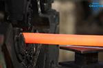 现代自动化钢管锻造机械加工