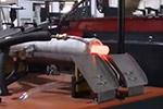 200KW自动化感应加热设备